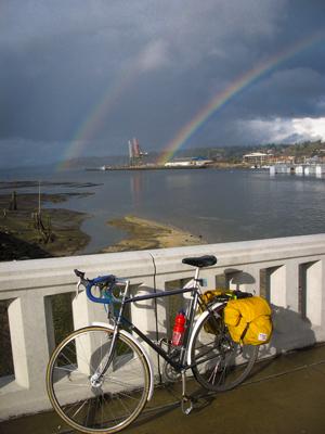 Rainbows from the Bridge