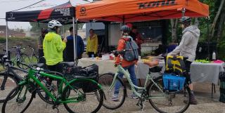Photo of previous Bike to Work Day event