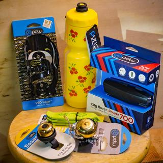 Photo of Winter Bicycle Challenge Week 3 Prizes