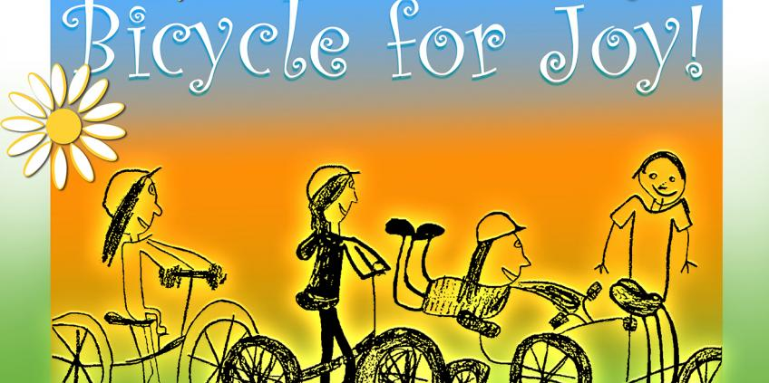 Bicycle for Joy! Image