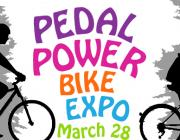Pedal Power Bike Expo poster