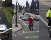 Images relating to bicyclists and the vulnerable road user law